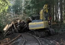 WorkSafeBC investigation finds broken equipment and poor maintenance in Woss derailment