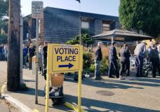City of Victoria report on 2018 local election recommends changes to shorten wait times for voters