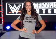 Victoria's Chelsea Green signed by WWE
