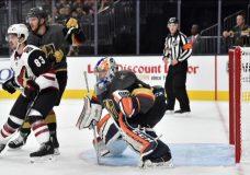 Lantzville goalie eyeing big season after summer stint with Vegas Golden Knights