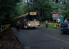 Around 20 homeless campers still at Goldstream Park as deadline looms