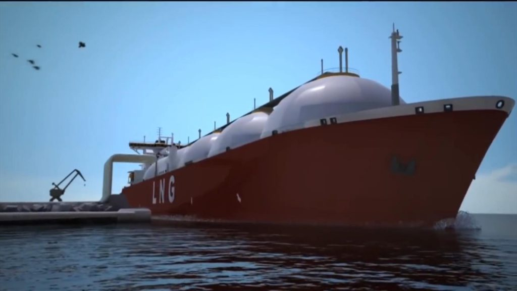 Massive BC LNG project could threaten NDP/Green deal