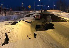No tsunami threat to B.C. following 7.0-magnitude earthquake near Anchorage, tsunami warning in Alaska cancelled