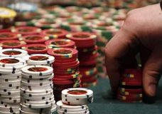 The B.C. government said it will share gambling revenues with Indigenous communities starting in 2019. (CBC).