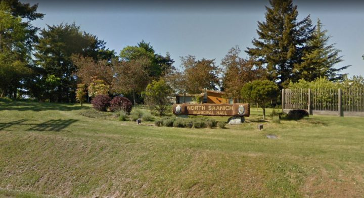One of the six North Saanich councillors has resigned. (Google Maps).