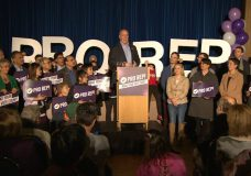 Horgan and Weaver host Pro Rep Day of Action in Vancouver in final stretch of voting