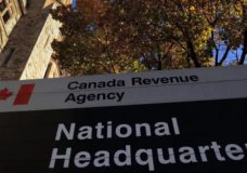 Agency says their online services went down on March 25, 2019. (Sean Kilpatrick/Canadian Press). Photo from the CBC.