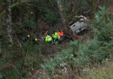 Questions raised after Sayward Fire Department has no one to respond to crash