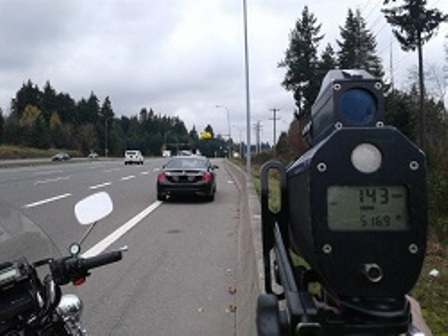Motorist clocked in Nanaimo doing 143 km/h in 80 km/h zone gets hefty fine, vehicle impounded for at least a week