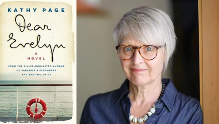 Kathy Page's latest book is the novel Dear Evelyn. (Biblioasis/Billie Woods)