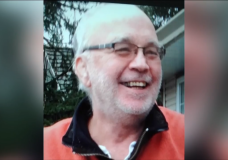 Dozens of volunteers search for missing Nanaimo man