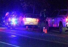 Nanaimo RCMP clock impaired driver going 67 km over the speed limit