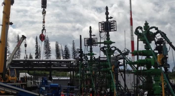 B.C. halts northeast fracking operations while it investigates earthquakes