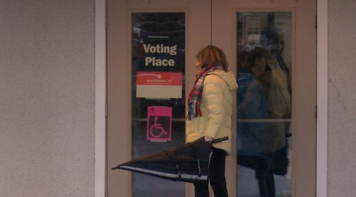 Polls opened at 8 a.m. Wednesday in the provincial byelection in Nanaimo. File photo.