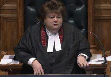NDP says former B.C. Speaker Linda Reid must answer questions raised in report