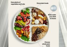 Health Canada dishes out new food guide, chops food groups and portions