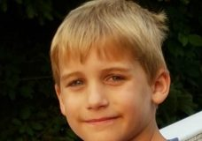 Truck convoy planned Sunday in Nanaimo for boy struck and killed while cycling