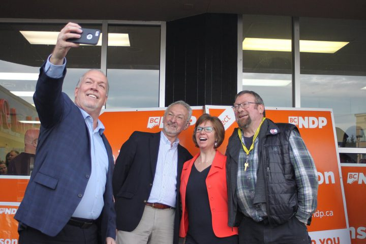 Official campaign launched for BC NDP candidate Sheila Malcolmson for Nanaimo byelection