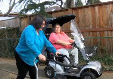 Two disabled Comox residents evicted for being too young for housing complex