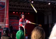 Hometown Hockey takes over CFB Esquimalt