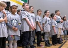 First Nations song gifted to Comox Valley Schools