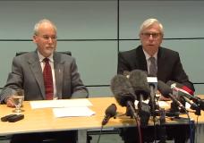Suspended legislature officials refute allegations against them outlined in Plecas report
