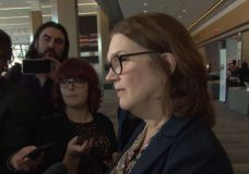 """Former Treasury Board president Jane Philpott told Maclean's magazine there is """"much more to the story"""" in the SNC-Lavalin affair. File photo courtesy CBC."""