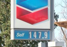 Price climb continues at the pumps in Greater Victoria, 147.9 cents-per-litre