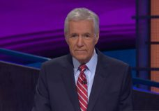 Alex Trebek announces he has been diagnosed with stage four pancreatic cancer. (Jeopardy!/YouTube)