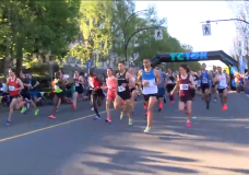 Picturesque conditions and a record-breaking performance highlight 30th annual TC 10K