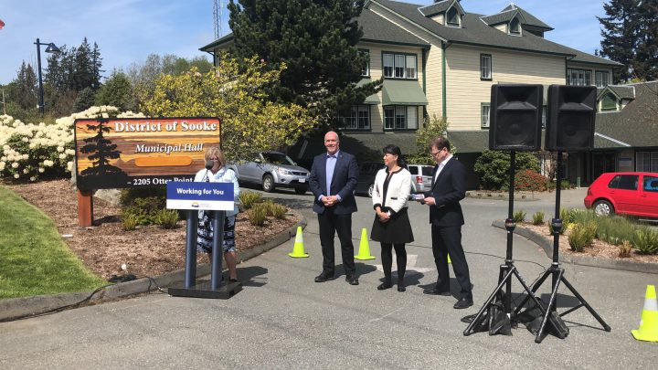 Provincial government announces expanded primary health care facility in Sooke