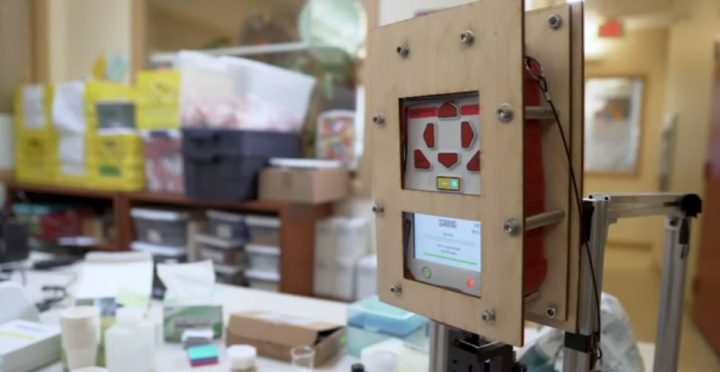 A new program for drug testing is being piloted at Victoria harm reduction sites.
