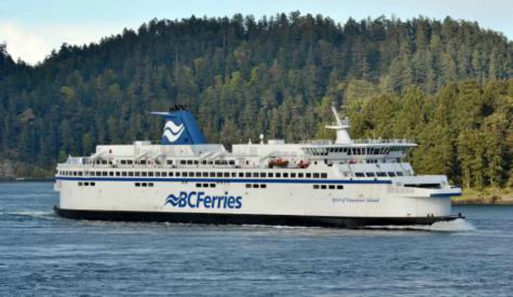 BC Ferries will be screening passengers due to COVID-19. File photo courtesy BC Ferries.