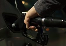 The price of gas in Greater Victoria has increased from lower levels in April. File photo.