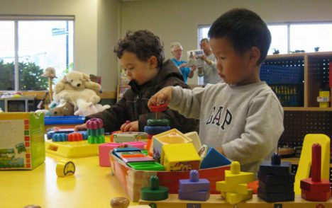 B.C. mulls more fee caps for child care spaces