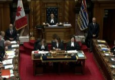 BC legislature in an uproar over another investigation by Speaker Darryl Plecas