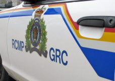 Suspect arrested after break and enter in Courtenay