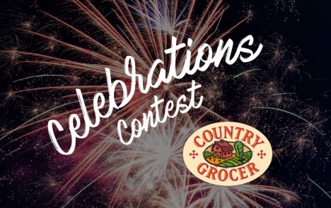 Country Grocer 'Celebrations' Contest