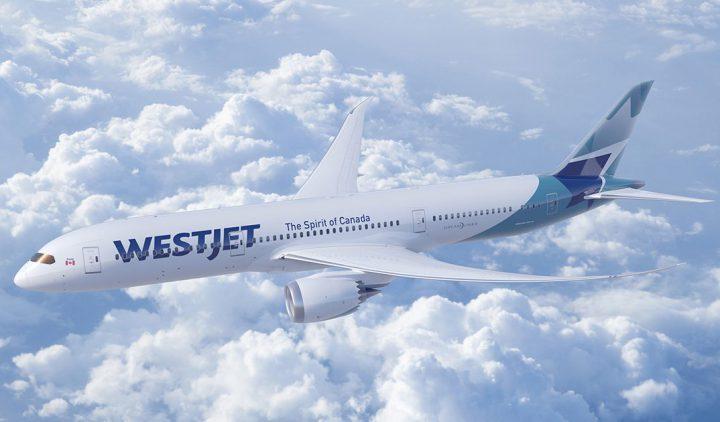 Onex Corp. has signed a friendly deal to buy WestJet Airlines Ltd. in a transaction it valued at $5 billion, including assumed debt. Photo courtesy WestJet.