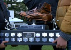 Celebrating 25 years of the Rees Boot Game Rugby Rivalry