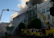 VicPD confirms arson at Plaza Hotel fire in May, caretaker still missing