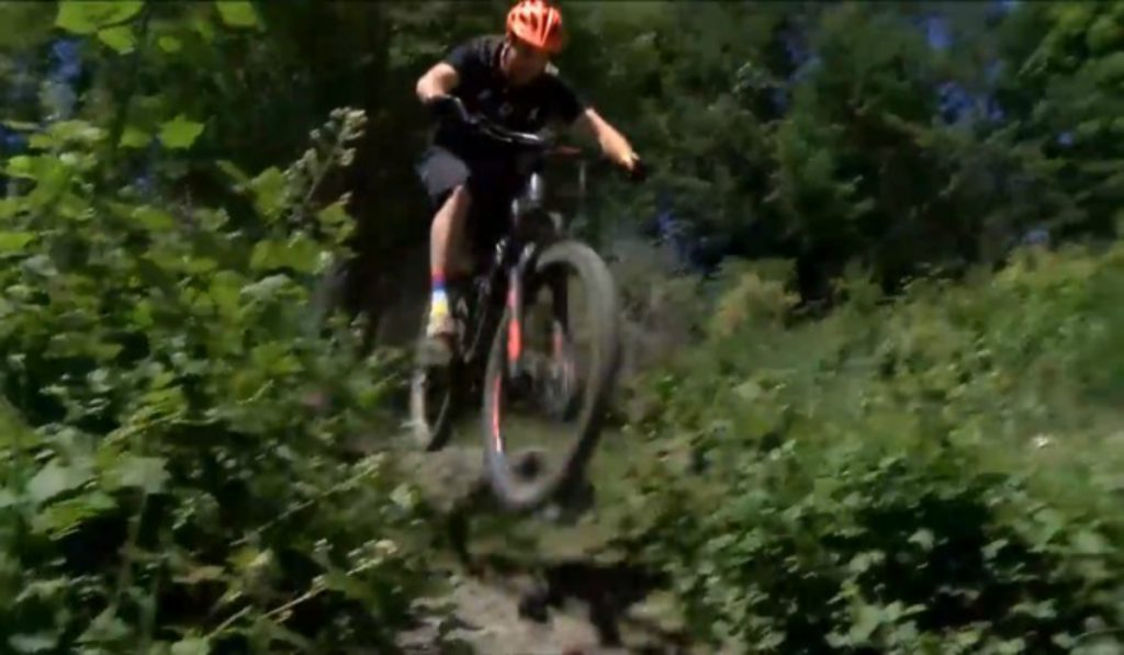 Bike park opens in memory of Vancouver Island mountain biker Jordie Lunn