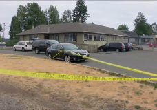 Shots fired Monday in same area after similar incident Sunday in Courtenay