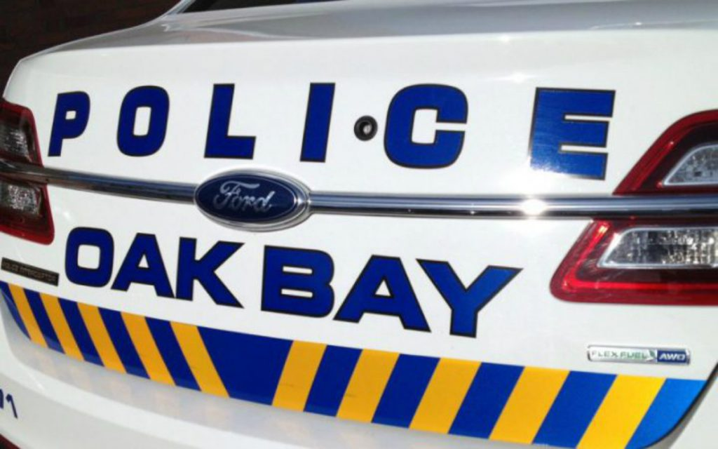 75-year-old woman charged with impaired driving in Oak Bay