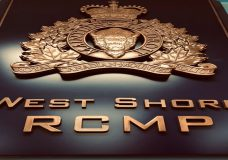 Emergency Response Team arrests barricaded man with crossbow in Langford