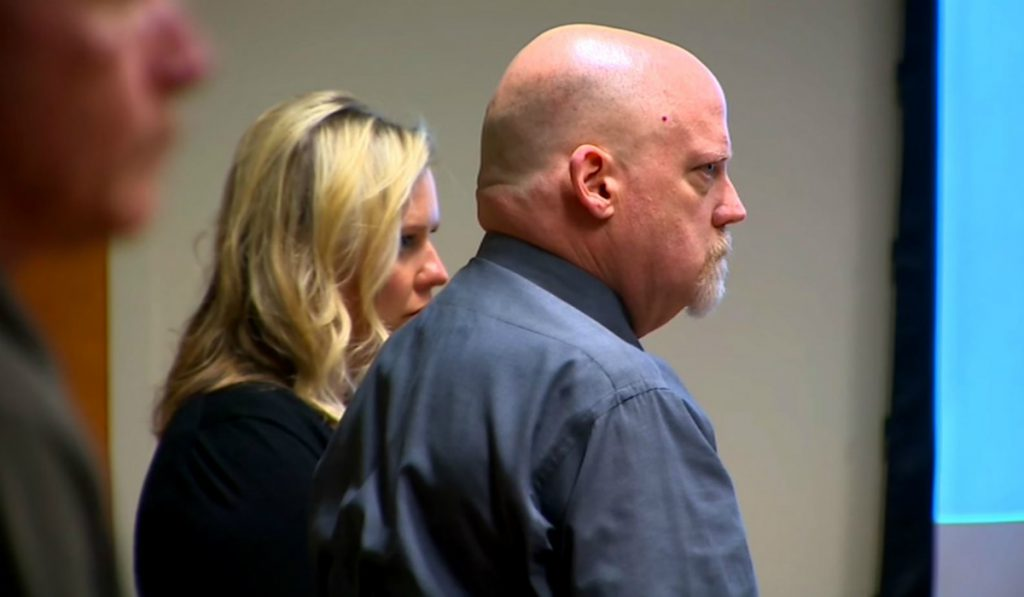 Washington state man handed 2 life sentences in deaths of Saanich couple