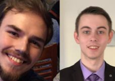 Kam McLeod (left) and Bryer Schmegelsky (right). Police said on Aug. 7, 2019, that two bodies believed to be the pair were found near Gillam, Man. (BC RCMP)