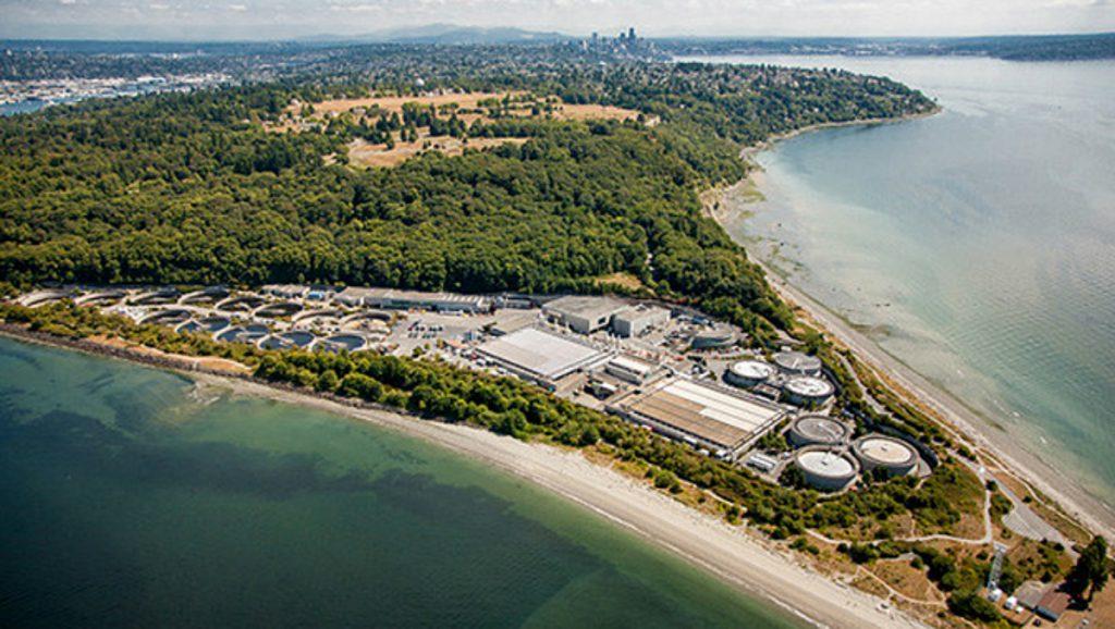 West Point Wastewater Treatment Plant (Washington Department of Ecology)