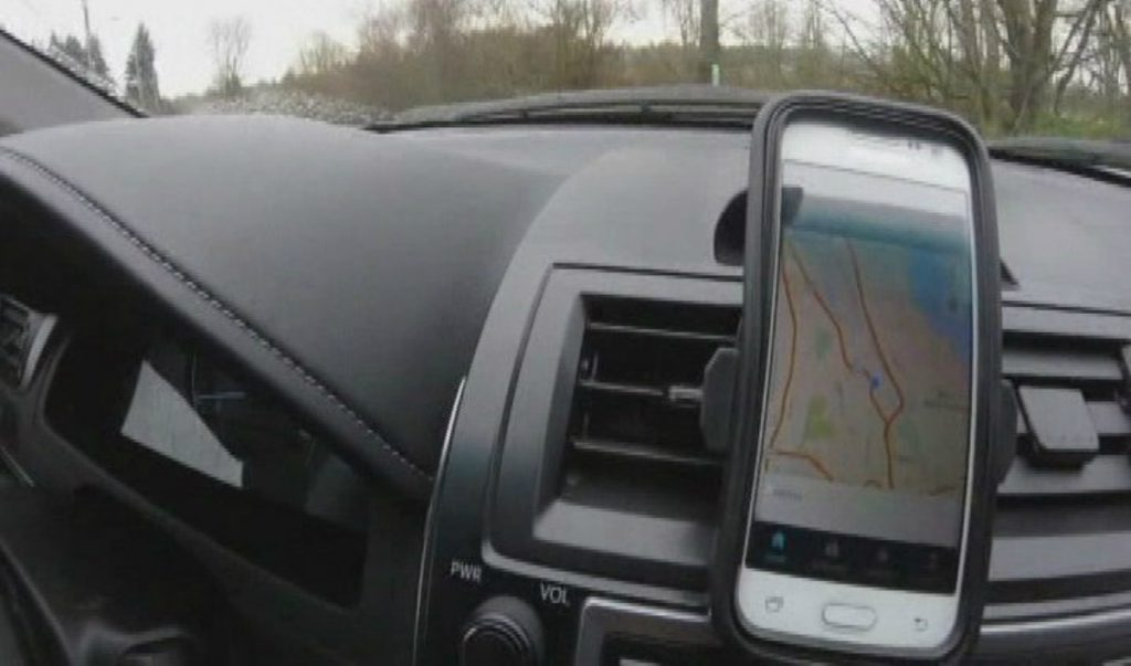 The B.C. government says ride sharing could be on B.C. roads starting in September. File photo.