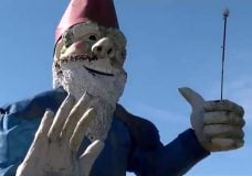 World's tallest gnome facing minor height hurdle